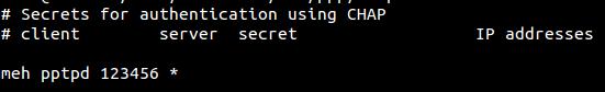 chap-secrets
